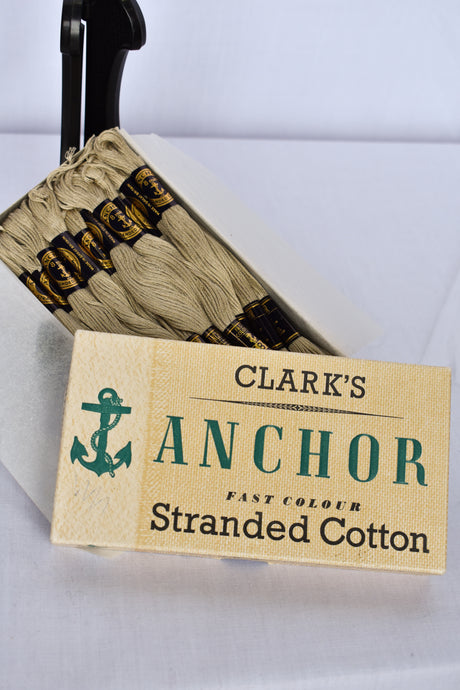 Complete set of Anchor stranded cotton, 24 skeins