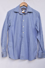 Load image into Gallery viewer, 3 Wise Men striped shirt, size 40