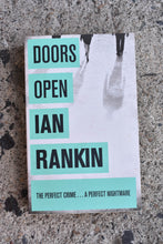 Load image into Gallery viewer, Doors Open by Ian Rankin