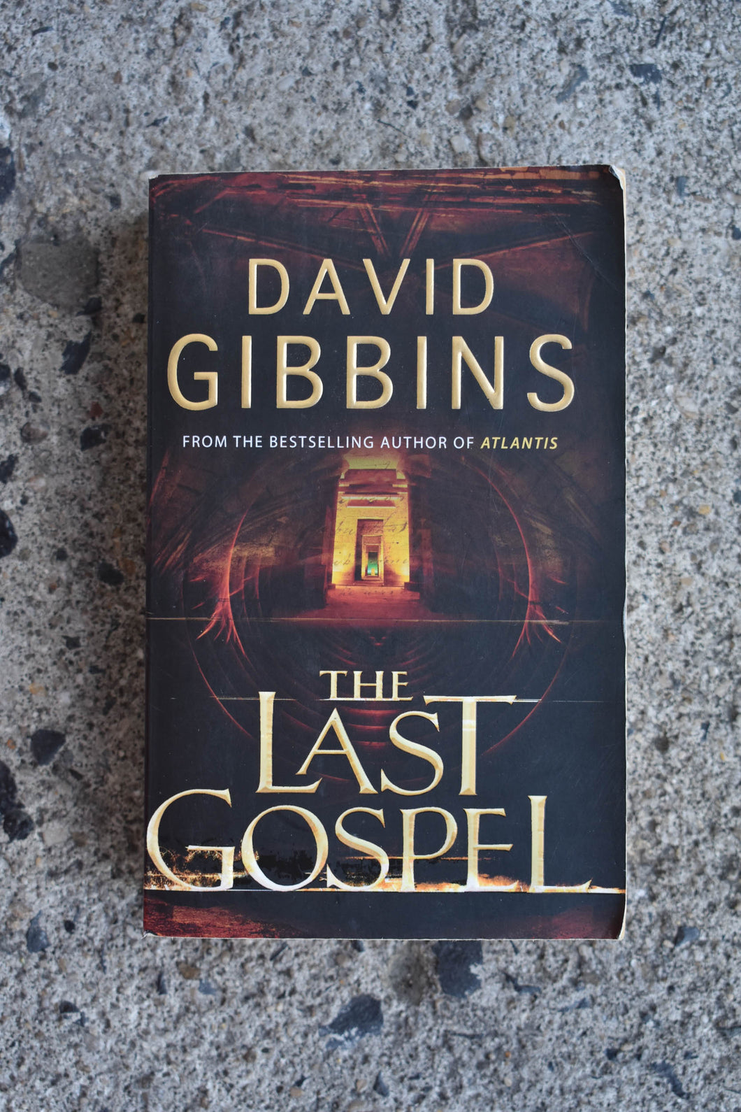 The Last Gospel by David Gibbins