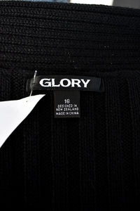 Glory 6 button cardigan, size 16