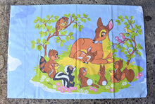 Load image into Gallery viewer, Bambi retro kids pillowcase
