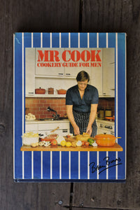 Mr Cook: Cookery Guide for Men by Brian Binns