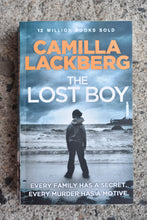 Load image into Gallery viewer, The Lost Boy by Camilla Lackberg
