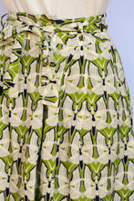 Load image into Gallery viewer, RJC by Kingan Jones patterned skirt, size 12