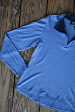 Load image into Gallery viewer, Kathmandu lightweight merino top, size 14