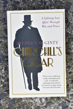 Load image into Gallery viewer, Churchill's Cigar by Stephen McGinty