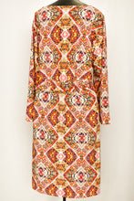 Load image into Gallery viewer, Esplanade multi coloured dress, size 2XL