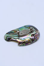 Load image into Gallery viewer, Paua broach