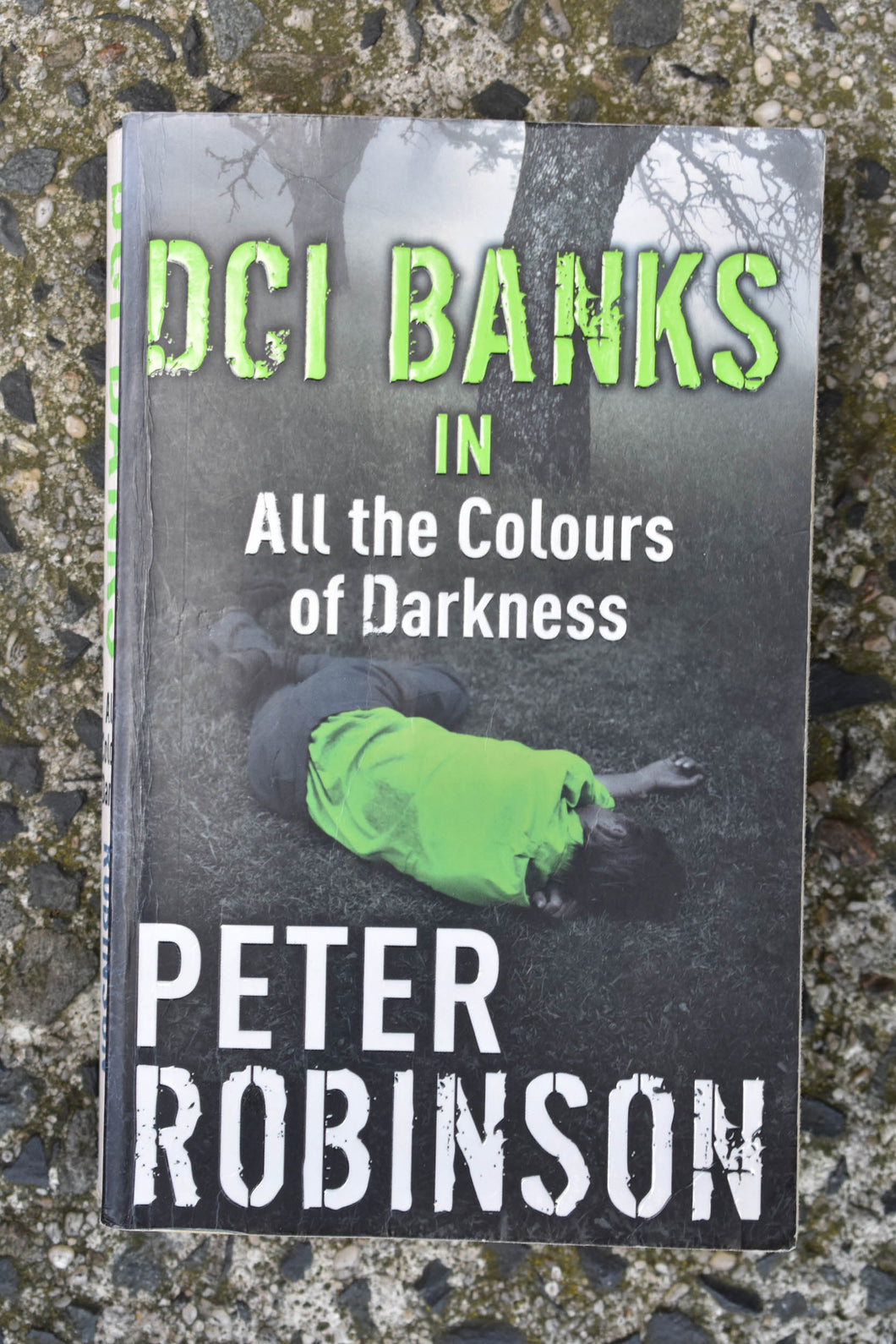 All the Colours of the Darkness by Peter Robinson
