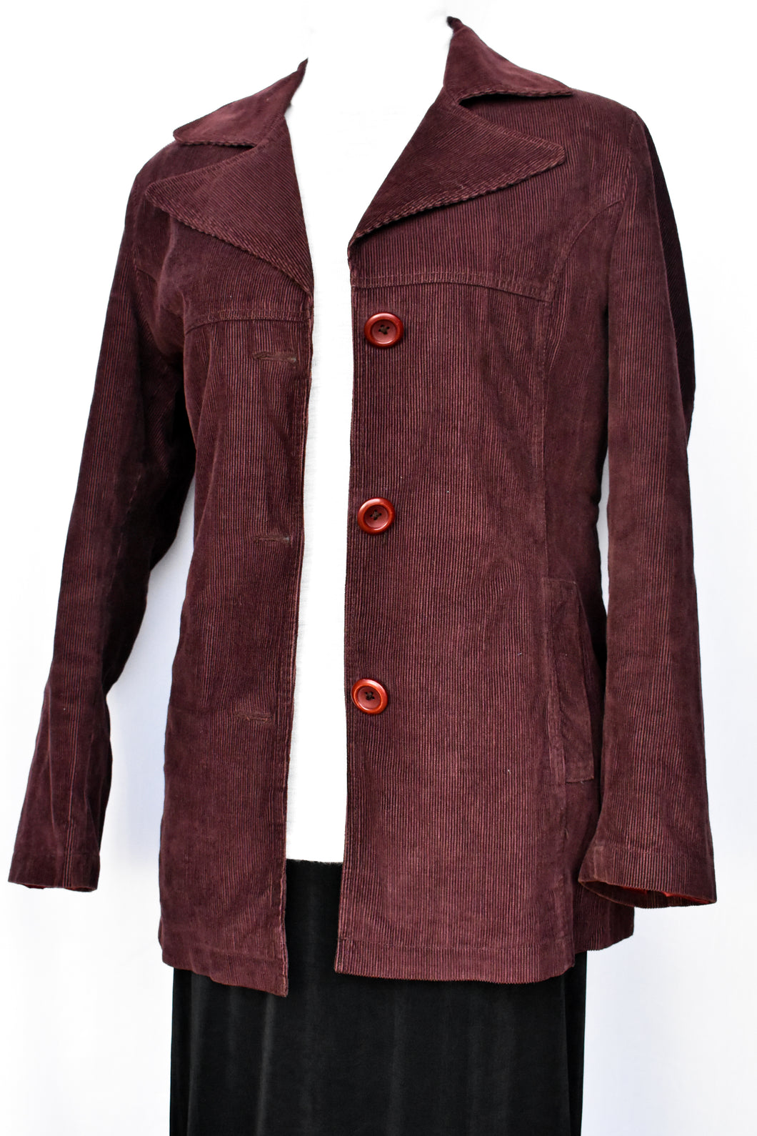 Gipsy cotton cord jacket, size 2XL
