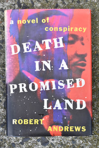 Death in a Promised Land by Robert Andrews