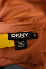 Load image into Gallery viewer, DKNY Silk tee, size 8