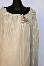 Load image into Gallery viewer, Rick Owens silk cape/skirt, size 10