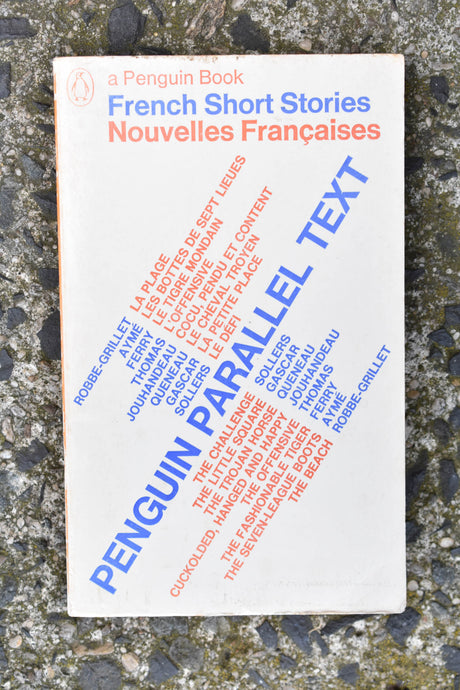 French Short Stories, a Penguin Book