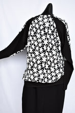 Load image into Gallery viewer, Ketz-ke B&W starry top, size 10