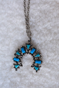 1970's Mexican necklace