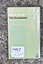 Load image into Gallery viewer, The Europeans by Henry James
