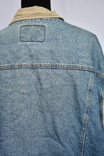 Load image into Gallery viewer, New Boxer Club vintage denim jacket, size XL (Womens)