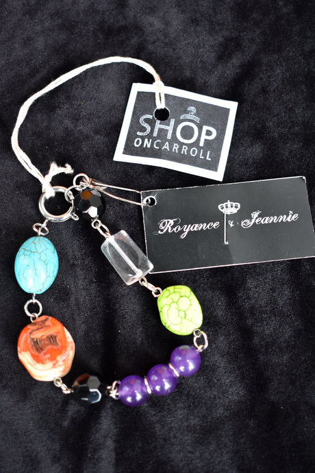 Royance and Jeannie bracelet