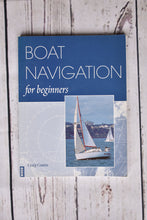 Load image into Gallery viewer, Boat Navigation for Beginners book