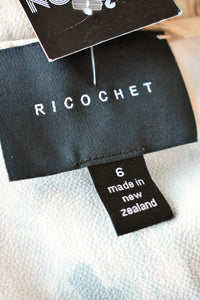 Ricochet shift dress, size 6