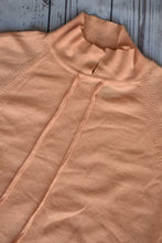 Load image into Gallery viewer, Vintage peach pullover, size S