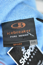 Load image into Gallery viewer, Icebreaker NZ merino top, size M