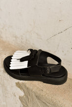 Load image into Gallery viewer, Antichi Romani chunky Italian Sandals, size 36