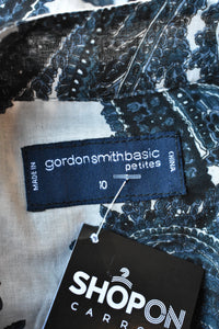 Gordon Smith cotton shirt, size 10