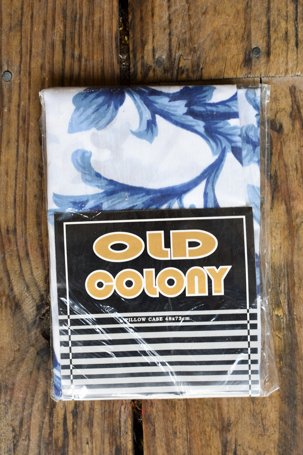 Old Colony pillowcase