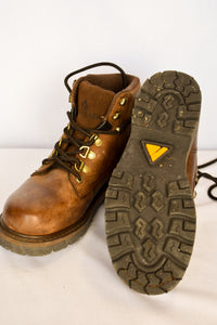 Colorado Everest II leather hiking boots, size 39