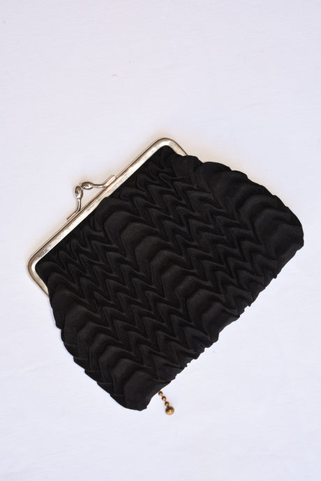 Small raised textured purse