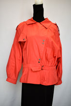 Load image into Gallery viewer, Retro asymetric jacket, size 14