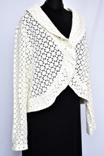 Load image into Gallery viewer, Carpenters Daughter crochet jacket, size 3