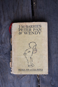J.M Barrie's Peter Pan and Wendy