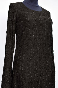 Strom mid length sparkly dress, size 10
