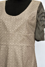 Load image into Gallery viewer, Derya Schmidt grey dress, size 12