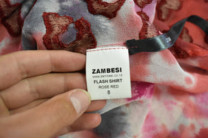 Zambesi 'Flash Shirt', size 8