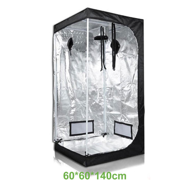 Grow Tent  2x2x4.6ft (60x60x140cm)