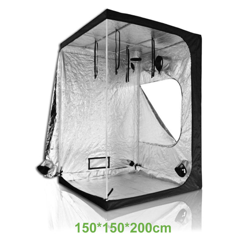 Grow Tent  4.9x4.9x6.6ft (150x150x200cm)
