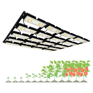 Eco Farm 400W/600W/800W/1000W LED Grow Light