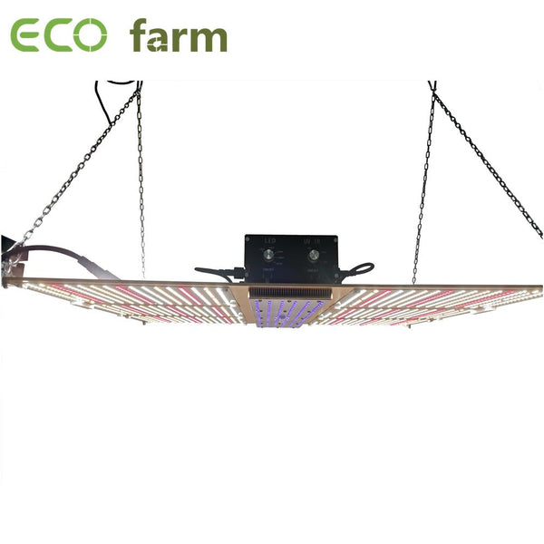 ECO Farm 480W   Quantum Board Dimbare Cyclus Timing UV lR Onafhankelijke Controle LED Licht Groeien SMD Chips grote korting