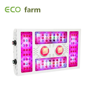 Eco Farm 440/680/880W COB LED Plantkweeklamp