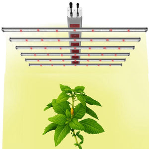 ECO Farm 660W / 760W/ 900W LED-lichtstrips met Samsung 301B + Osram Chips Full Spectrum Greenhouse LED Grow Light