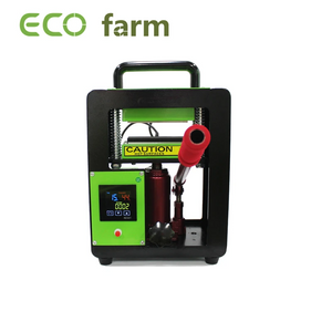 ECO Farm 5 Ton Power Rosin Heat Press Machine grote korting