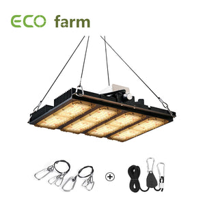 ECO Farm 200W Full Spectrum LED groeilamp met Meanwell-driver Samsung/CREE Chips Nieuwe upgrade