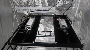 ECO Farm240W / 480W V3 Samsung 301H Chips MeanWell Driver Beweegbare Quantum Light Bar