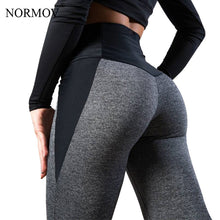 Load image into Gallery viewer, NORMOV Leggings Women Leggings Fitness Feminina Workout Leggins High Waist Fitness Leging Sporting Pants Sports Leggings