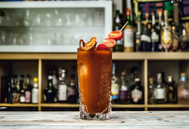 How To Make The Best Bloody Mary Cocktail Recipe
